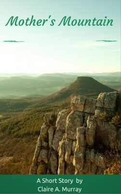 Original cover for Mother's Mountain