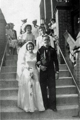 Claire & Bill's Wedding